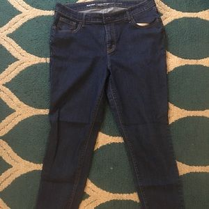 Old Navy Women's Super Skinny Mid-Rise Jeans Sz16